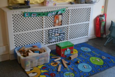 Floor toys 2-5s